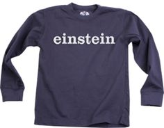 Wes and Willy Einstein Tee