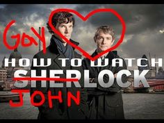 How to Watch Sherlock.  OMG, I want to find this guy and high five him.  And then hug him.  I laughed so hard.  I will go down with this ship!!!