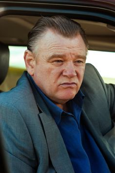 Irish actor Brendan Gleeson, who appeared as Mad Eye Moody in the Harry Potter films and alongside Colin Farrell in In Bruges, started acting at 34, having previous work as a school teacher.