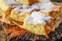 Nuvolette alle mandorle e cocco, tortine sofficissime, ricetta veloce, facile, dolce semplice per colazione, merenda, tortine velocissime, ottime anche per bambini