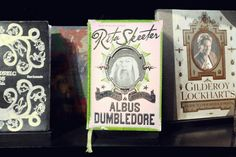 You could almost see Dumbledore move