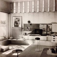 Eileen Gray (1878 -1976) room by eileen gray