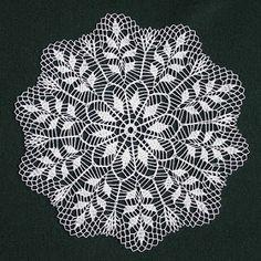 Crochet Doily Fantasy By Creativestuffgo - Diy Crafts - maallure Filet Crochet, Crochet Lace Edging, Crochet Doily Patterns, Crochet Doilies, Crochet Flowers, Crochet Stitches, Cotton Crochet, Diy Crafts Crochet, Crochet Art