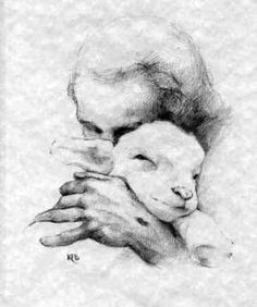 We've all been lost, and now we are found...our Savior has rescued us far more than we may realize. I invite you to read this reminder of how much our Shepherd longs to embrace us in his arms.