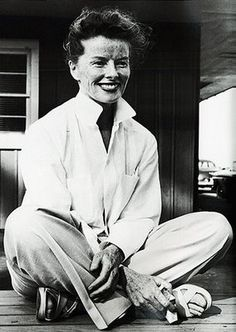 Katherine Hepburn. She was fearless and always lived life her way.