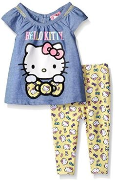 987cd3dbe6e6a 309 Best Hello Kitty images in 2019 | Hello kitty, Kid outfits, Kid ...
