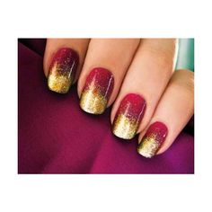 37 Outstanding And Artistic Nail Art Designs ❤ liked on Polyvore featuring beauty products, nail care, nail treatments, nails, makeup, harry potter and nail polish