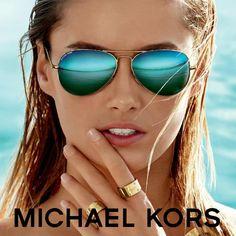 Sluníčko nám už vystrkuje růžky... :) Tak jsme pro Vás připravili sluneční brýle od Michael Kors... :) #sunglasses #michaelkors