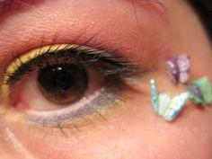 MLP – Fluttershy Ein AMU zu meinen Lieblingspony von My little Pony, Fluttershy. Fluttershy, Mlp, My Little Pony, Makeup Ideas, Fashion Beauty, Halloween, Style, Make Up Eyes, Swag