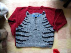 Grumpy Cat Sweater