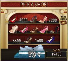 Have you checked out the new Sex and the City: Carrie & Co. game? Here's a peek at one of the bonus rounds!  Play #HitItRich now!