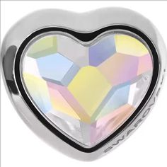 Brandnew #SwarovskiCrystal: #Swarovski81951 #Heart #Love #BeCharmed #Bead ❤️