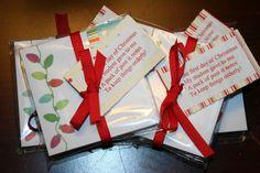 Enjoying the Journey...: 12 days of Christmas for Teachers