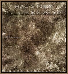 Grunge - Download  Photoshop brush http://www.123freebrushes.com/grunge-294/ , Published in #GrungeSplatter. More Free Grunge & Splatter Brushes, http://www.123freebrushes.com/free-brushes/grunge-splatter/ | #123freebrushes