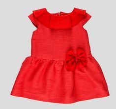 Vestido rojo de Fina Ejerique