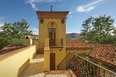Moorish splendor by architect Robert Sinclair. Shady Canyon, Irvine - CAL