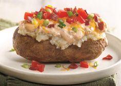Cumin Seed Potatoes | Batata b'kamun