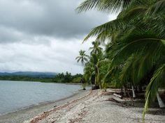 Costa Rica: La Palmar beach