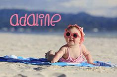 Adaline - Adaline Baby Name - Ideas of Adaline Baby Name - 30 French Baby Names So Pretty They Will Make You Want To Get Pregnant if we ever go that route Unusual Baby Names, Cute Baby Names, Cute Babies, Unique Names, Ways To Get Pregnant, Getting Pregnant, Baby Girl Names, Boy Names, Baby Girls