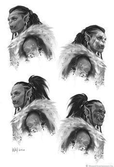 Warcraft Movie: 50 Original Character Designs