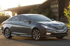 2014 Hyundai Sonata Receives Updated Design and Features - AutoTrader.com