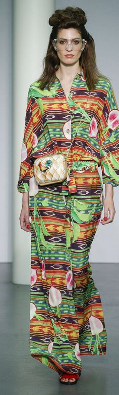 Stella Jean Collection Spring 2016 Ready-to-Wear