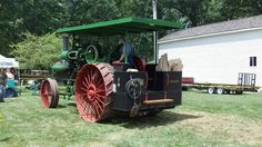 Gas Tractor Show