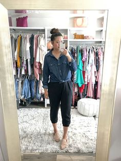 12 Ways To Style A Casual Jumpsuit - Christmas-Desserts Black Jumpsuit Outfit, Casual Jumpsuit, Trendy Outfits, Fashion Outfits, Women's Fashion, Easy Outfits, Feminine Fashion, Work Outfits, Daily Fashion