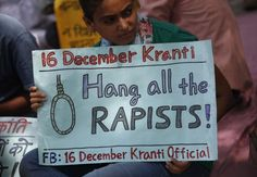 India's rate of sexual assault has earned the attention of the entire world, and reports have skyrocketed this year.