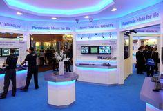 Panasonic stand – IFSEC
