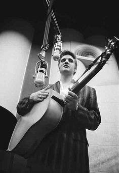 RCA recording studios. 1957.