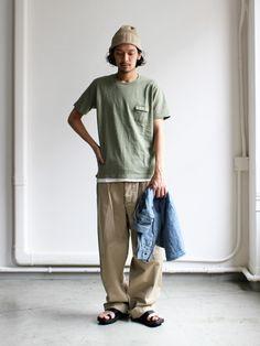 JACKMAN US Cotton Pocket T-Shirt