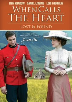 In this DVD, When Calls The Heart: Lost and Found, we find that Elizabeth Thatcher has left her wealthy and prominent life to journey west to become a teacher in Coal Valley.
