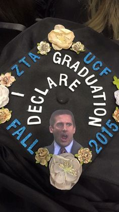 The Office Graduation Quotes . top 20 the Office Graduation Quotes . Graduation Cap the Fice Michael Scott Quote Hats Fly as Funny Graduation Caps, Graduation Cap Designs, Graduation Cap Decoration, Graduation Quotes, High School Graduation, Graduation Announcements, Graduation Invitations, Abi Motto, Grad Hat