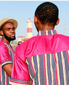 Smocking, Pearl, Couple Photos, Couples, How To Wear, African Fabric, Traditional, African, Men