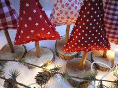 Dein eigener kleiner Wald - Weihnachtszauber von Steinhoff-Design - Weihnachtsdeko - Weihnachten - DaWanda