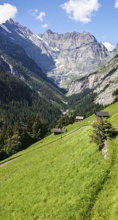 Gimmelwald, Suisse