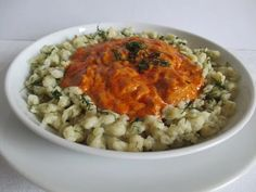 Risotto, Ethnic Recipes, Food, Red Peppers, Essen, Meals, Yemek, Eten