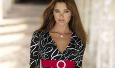 Alina Vacariu Romanian Model Girl Next Door, Pretty Face, V Neck, T Shirts For Women, Lady, Blouse, Hot, Model, Wallpaper