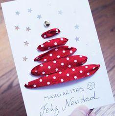Открытки к Новому Году своими руками. Новогодние и рождественские открытки hand-made/