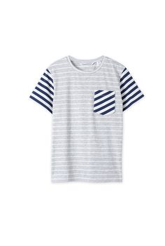 Boy s T-Shirts   Polo Shirts - Country Road Online - Tilt Pocket Stripe  T-Shirt ede799be37366