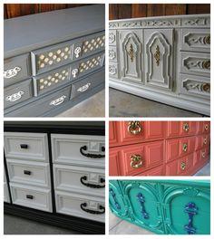 CUSTOM ORDERS  Vintage & Refurbished Furniture  by MiVidaVintageLA, $500.00 I can do that!