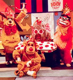 """Image detail for -Here's another kooky TV show that mesmerized me and oodles of other preschoolers/kids: """"The Banana Splits Show."""" It only ran from 1968 to 1969. For me, the actual ..."""