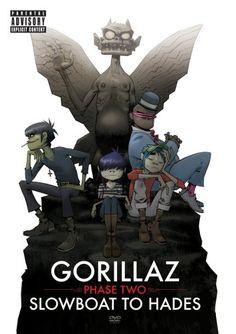 Gorillaz - Phase Two - Slowboat to Hades Parlophone