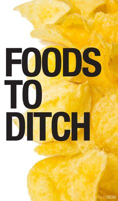 Here are 8 foods you need to throw out!
