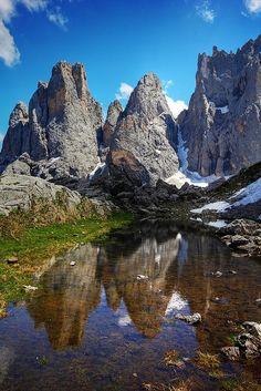 Dolomites - San Martino di Castrozza, Trentino-Alto Adige, Italy