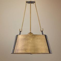 Hinkley Cartwright 19 Wide Rustic Brass Pendant Light- Best Room Decorations for Your Home Lamps Plus, Brass Pendant Light, Glass Chandelier, Hinkley, Lamp, Pendant Chandelier, Chandelier Lighting Fixtures, Light, Brass Pendant