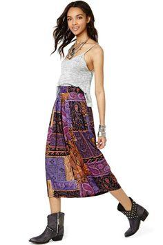 Drift Away Skirt
