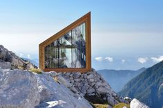 An Alpine Shelter Built for Extreme Weather http://hypebeast.com/hb1nbxq