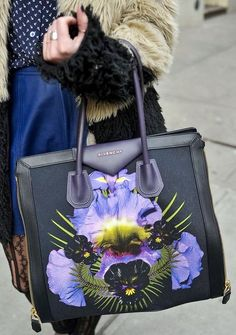 Bolder than bold Givenchy